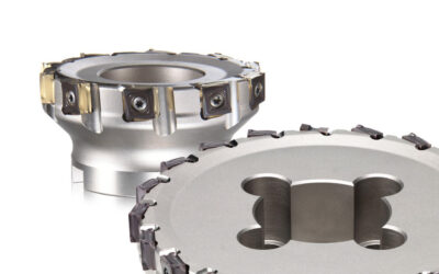 Разширение на серията VOX – високо ефективни фрези за обработка на чугун