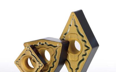 MC6025 – най-новата технология за високо производителна стругова обработка на стомана от ISO клас P20
