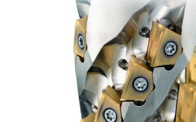 Новата серия VFX5 – високо производителни фрези за обработка на титаниеви сплави